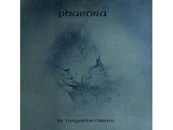 Tangerine Dream: Phaedra 1974 (Rem) (CD) Ord Pris 69 kr SALE