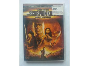 DVD - The Scorpion King rise of a warrior