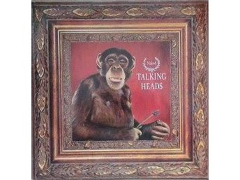 Talking Heads titel* Naked* Indie Rock EU LP