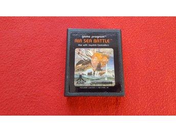 AIR SEA BATTLE till Atari 2600 - Blomstermåla - AIR SEA BATTLE till Atari 2600 - Blomstermåla