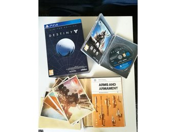 DESTINY Limited edition PS4 spel