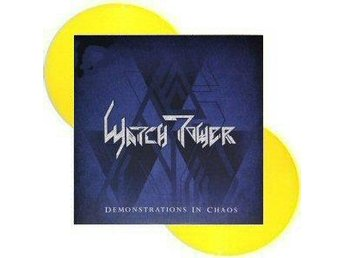 Watchtower -Demonstrations In Chaos dlp yellow prog thrash