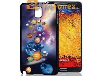 Galaxy Note III/Solsystemet/3D mobilskal/mobilskydd - Solna - Galaxy Note III/Solsystemet/3D mobilskal/mobilskydd - Solna