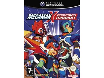 Megaman X Command Mission - Nintendo Gamecube