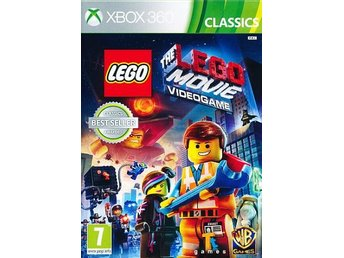 Lego Movie Videogame CLASS (X360)