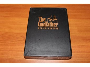DVD-film: The Godfather - DVD Collection