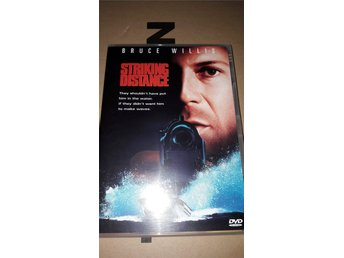 Striking distance,DVD