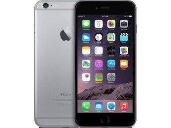 Javascript är inaktiverat. - Malmö - Apple iPhone 6 Plus Rymdgrå - 16GB iPhone 6 Plus är inte bara större, den är bättre på alla sätt och vis. En 5,5-tums Retina HD-skärm. Ett A8-chip med 64-bitars arkitektur i klass med en stationär dator. En ny 8-megapixels iSight-kamera  - Malmö