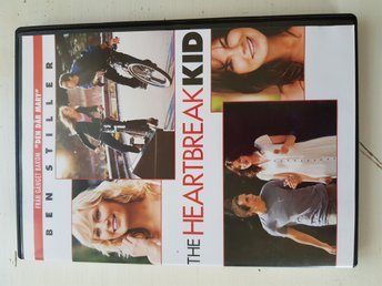 Dvd-film Heartbreak kid.