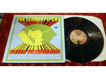 LEMON PIPERS US  PopSike Psych 1967 Through with you MONSTER