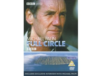 Full Circle With Michael Palin (BBC) - 3-Disc - DVD Box
