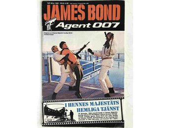 James Bond - Löpnr: 69 VG
