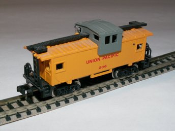 USA GODSVOGN  -  UNION PACIFIC 206
