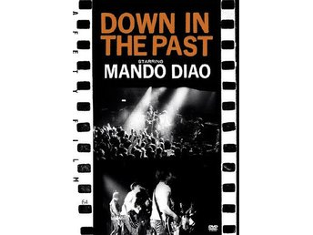 DVD Mando Diao  Down in the past