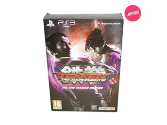 Tekken Tag Tournament 2 - We Are Tekken Edition (EUR / PS3)