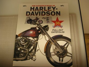 THE GATEFOLD BOOK OF HARLEY DAVIDSON