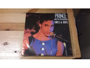 Prince And The Revolution - Girls & Boys, EP