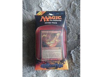 2014 core set intro pack - fire surge ~MTG~magic the gathering~