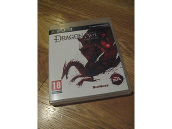 Dragon Age Origins PS3 Bioware RPG fantasy rollspel