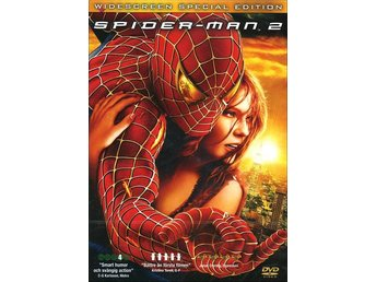 Spider-Man 2 - Spiderman 2 - 2-Disc DVD