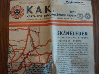 Ekonomisk Karta Blekinge.Sverige Karta Med Reklam Bla Gyttopp Vastras R 341748260 ᐈ Kop