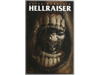 Clive Barker's Hellraiser Volume 5 TP NM Ny Import