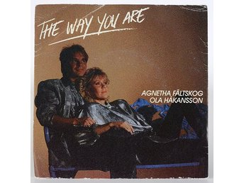 Agnetha Fältskog / Ola Håkansson - (ABBA) The way you are SON-2317