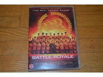 Battle Royale DVD - Töre - Battle Royale DVD - Töre