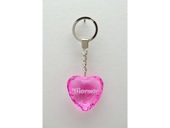 Mormor Diamond keyring