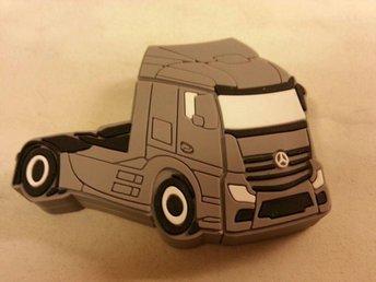 Mercedes Benz Actros Usb minne 4 gb - Färjestaden - Mercedes Benz Actros Usb minne 4 gb - Färjestaden