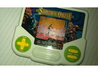 Castlevania II Simon's Simons Quest Konsol Game and & Watch