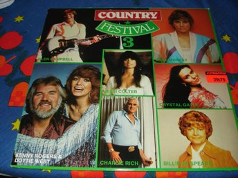 Country Festival 3, LP