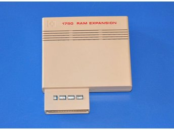 Commodore 1750 Ram Expansion (512kB)