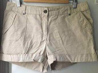 Shorts, beiga shorts, nude - Stockholm - Shorts, beiga shorts, nude - Stockholm