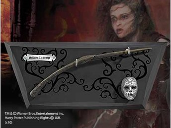 Harry Potter Trollstav Bellatrix