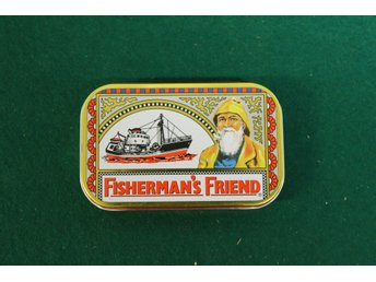 Fisherman´s friend ask, liten buckla