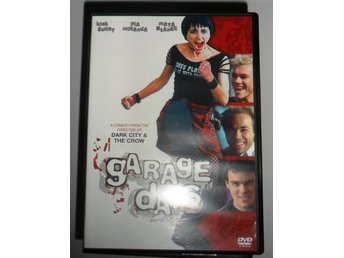 DVD--GARAGE DAYS--NYSKICK