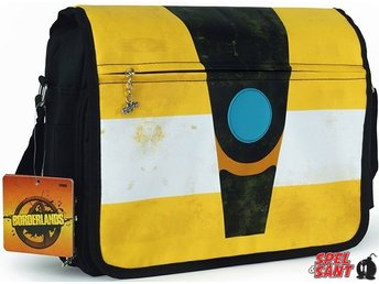 Borderlands ClapTrap Messenger Bag Gul & Svart