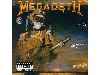 Megadeth: So far so good so what! 1988 (Rem) (CD)