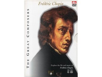Chopin: The great composers (DVD + 2 CD)