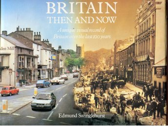 Country life book of Britain - Then and now