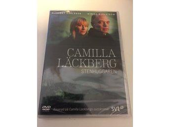 Camilla Läckberg Stenhuggaren Ny Inplastad Svensksåld På