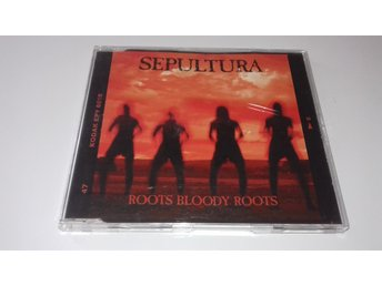 Sepultura - Roots Bloody Roots CD Singel