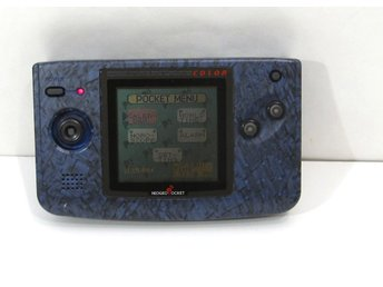 Neo Geo Pocket Color konsol