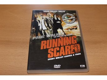 Dvd-film: Running scared (Paul Walker)