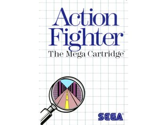 Action Fighter - Master System