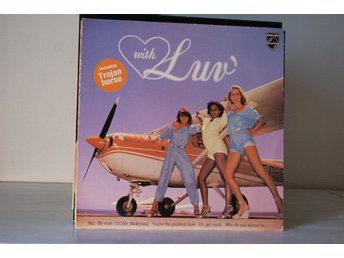 LP, LUV, with Luv, 1977