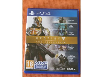 Destiny 1 (The Collection Edition)