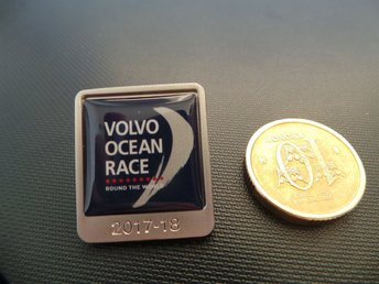 Volvo Ocean race 2017-2018. PIN.