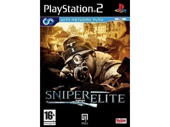Playstation 2 Spel - Sniper Elite